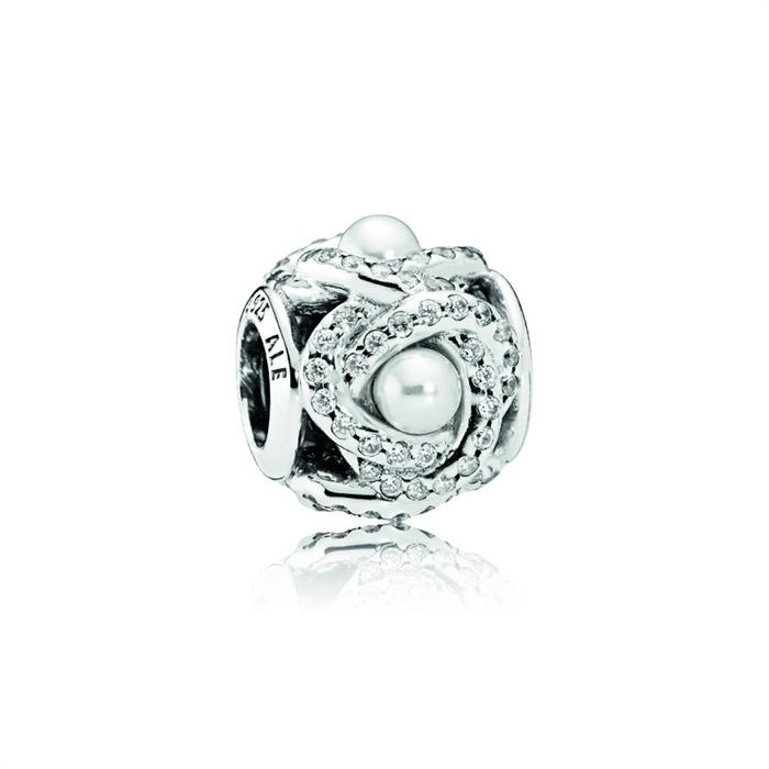 Bead Liebesknoten 925er Silber