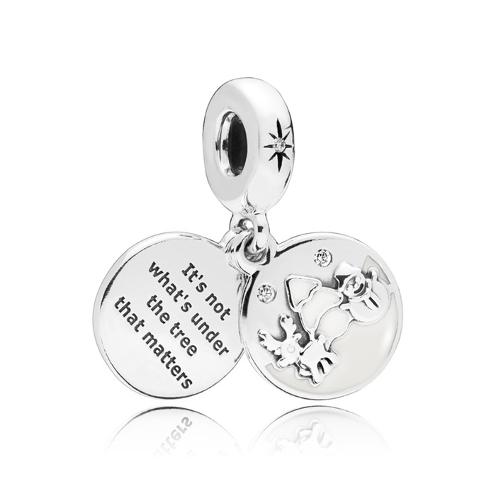 Charm Perfect Christmas aus Sterlingsilber