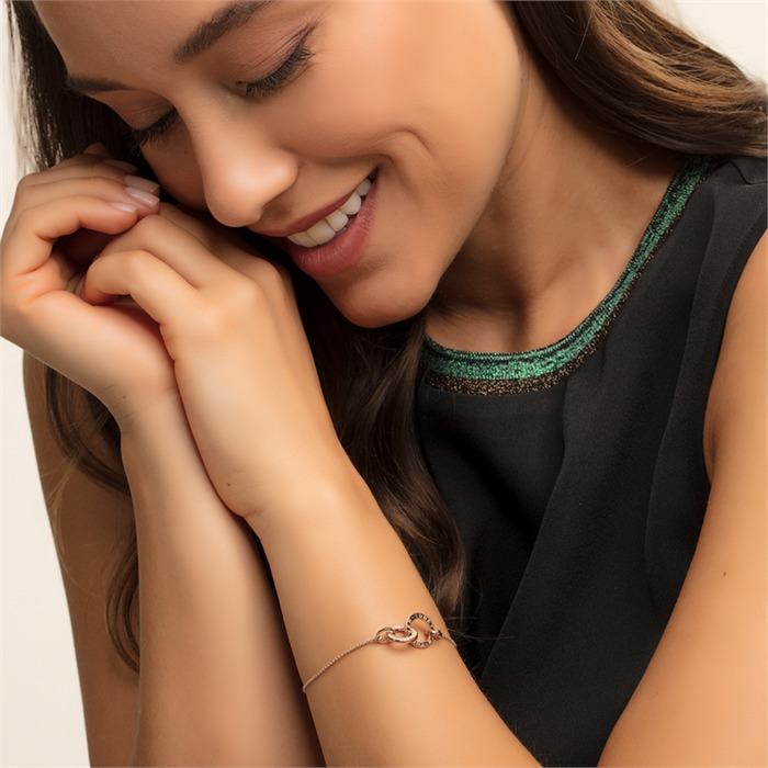 Armband Forever Together 925er Silber