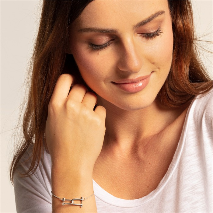 925er Silber Armband Iconic