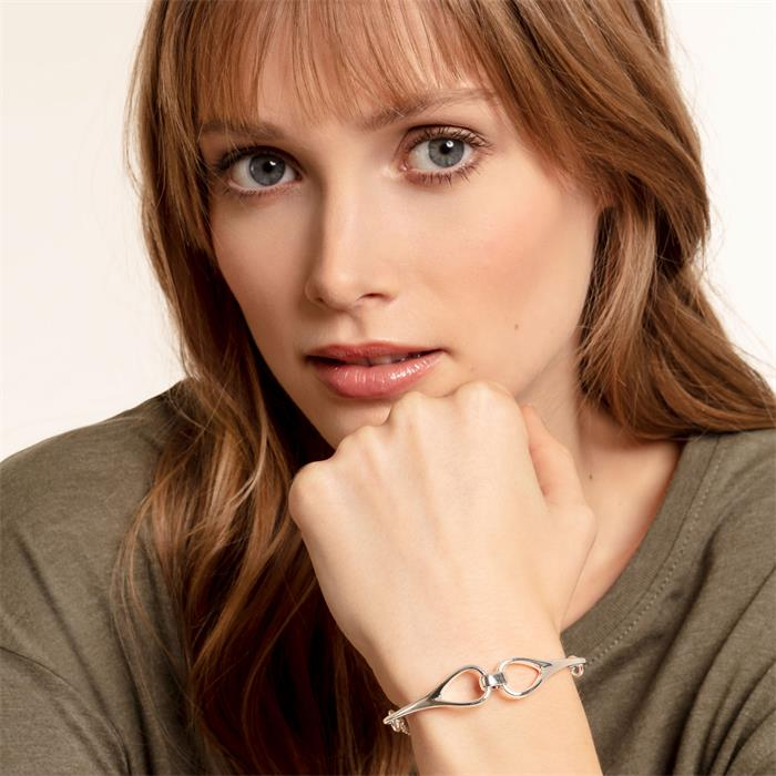 925er Silber Armband Heritage