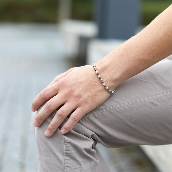 Armband aus Edelstahl IP beschichtet