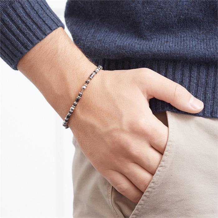 Armband aus Edelstahl poliert IPB