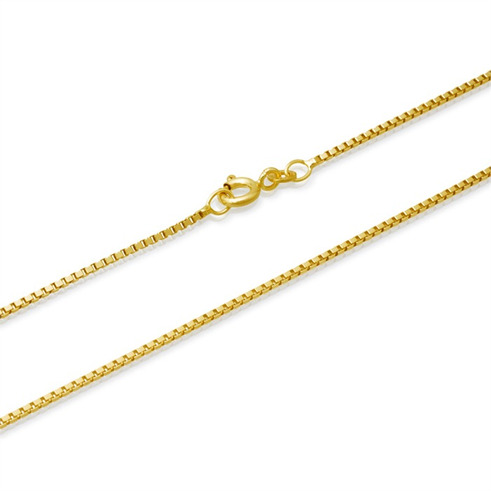 585er Goldkette: Venezianerkette Gold 50cm