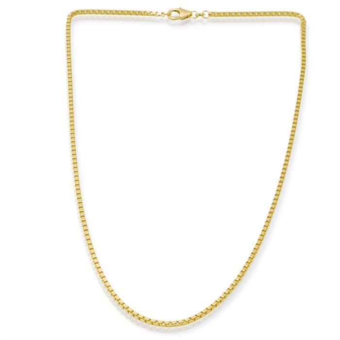 333er Goldkette: Venezianerkette Gold 45cm