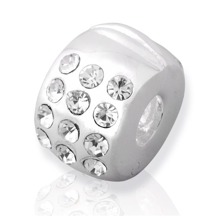 925 Silber Bead Stopper für Sammelarmbänder