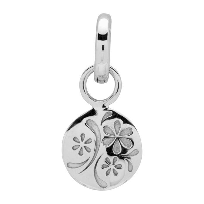 Exklusiver 925 Silber Clip Charm