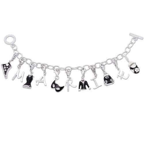 925 Silber Charm Katze zum Sammeln & Kombinieren