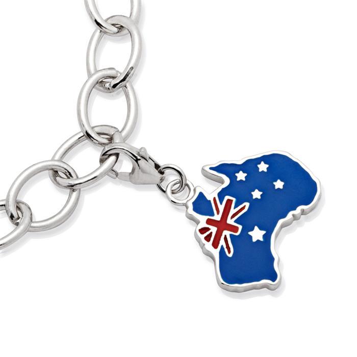 Silber Charm Australien zum Sammeln