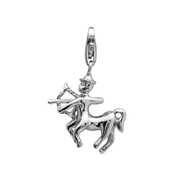 925 Silber Sternzeichen Charm Schütze