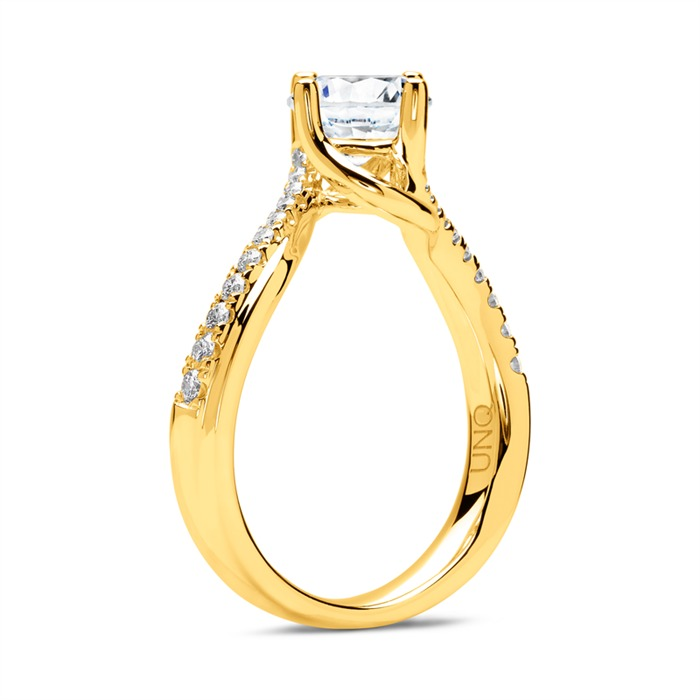 Diamant Ring 750er Gold