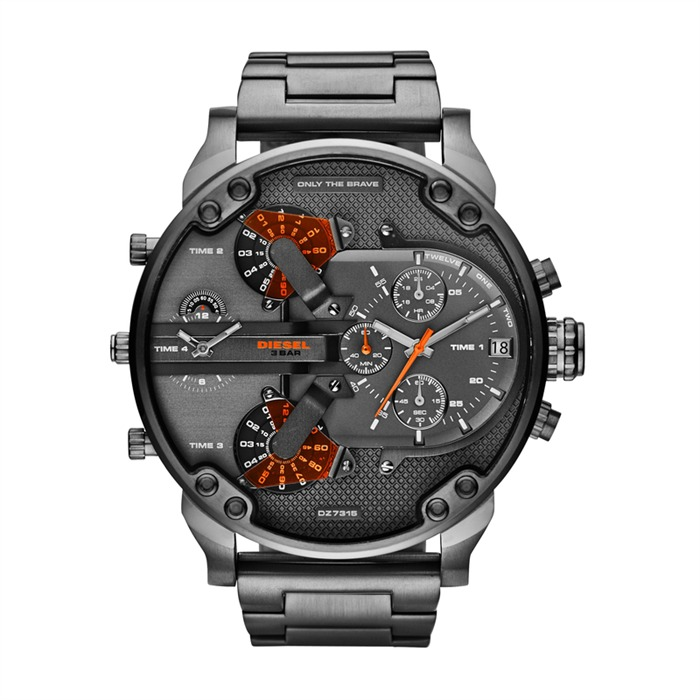 Chronograph Daddies-Edition Carbon Look