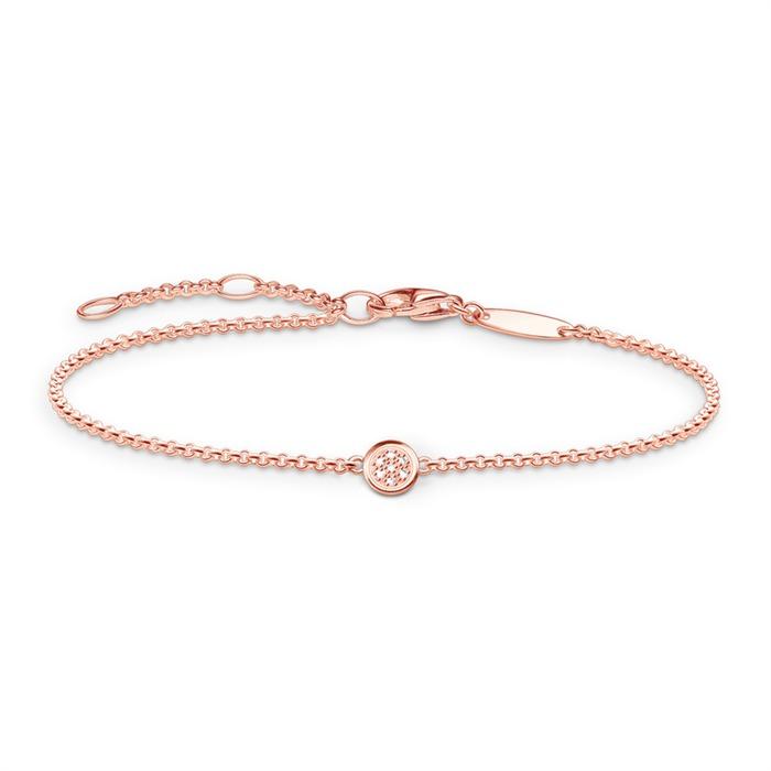 Armband Silber Diamanten