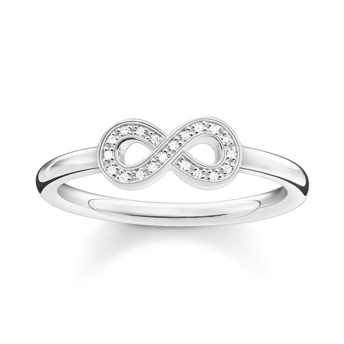 Ring Infinity Diamanten