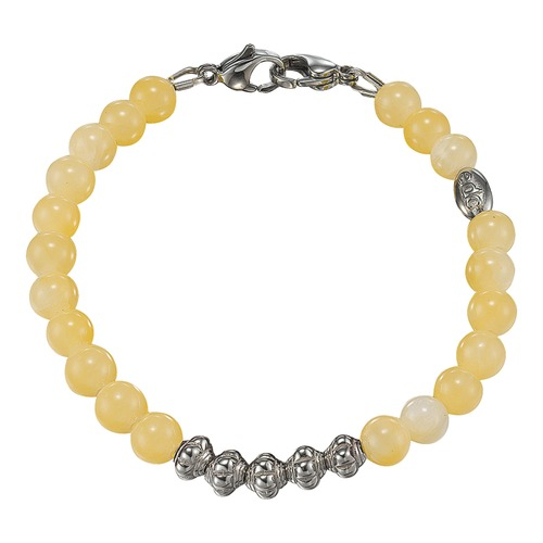 Armband Color Play Mellow Yellow