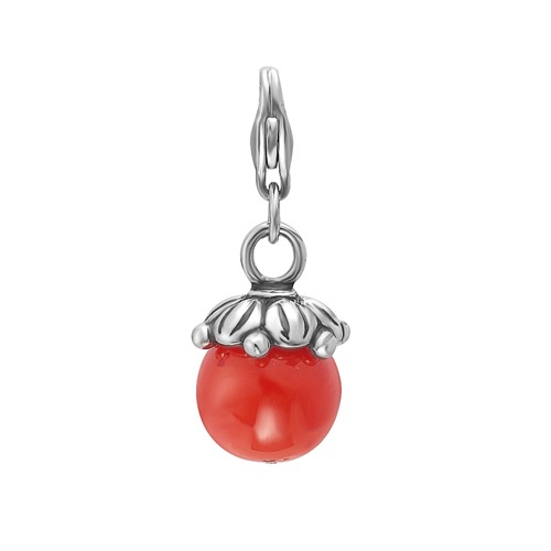 Charm Vivid Delight Flashy Red Berry