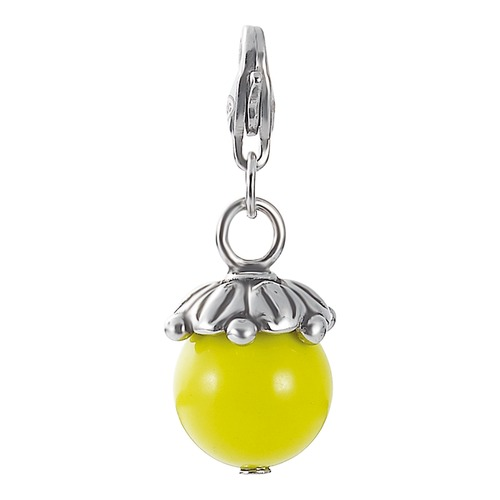 Charm Hot Glam Glowing Yellow Berry