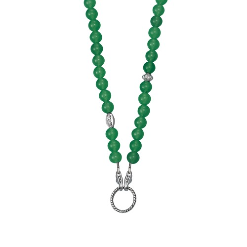 Kette Jaded Fortune Lucky Green