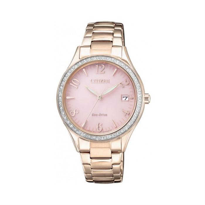 Uhr für Damen mit Eco-Drive