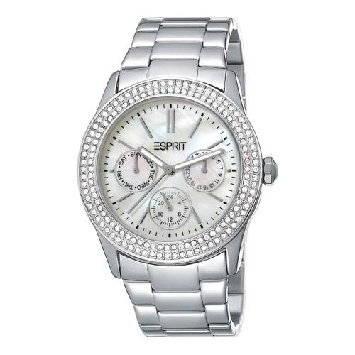 Uhr Peony Silver