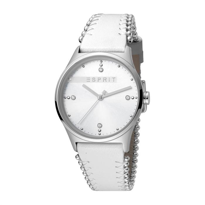 Uhr Drops für Damen weiß