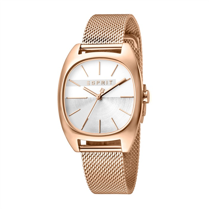 Uhr Infinity für Damen roségold