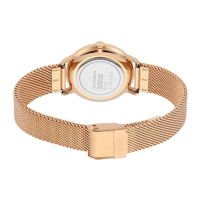 Watch and bracelet set for ladies