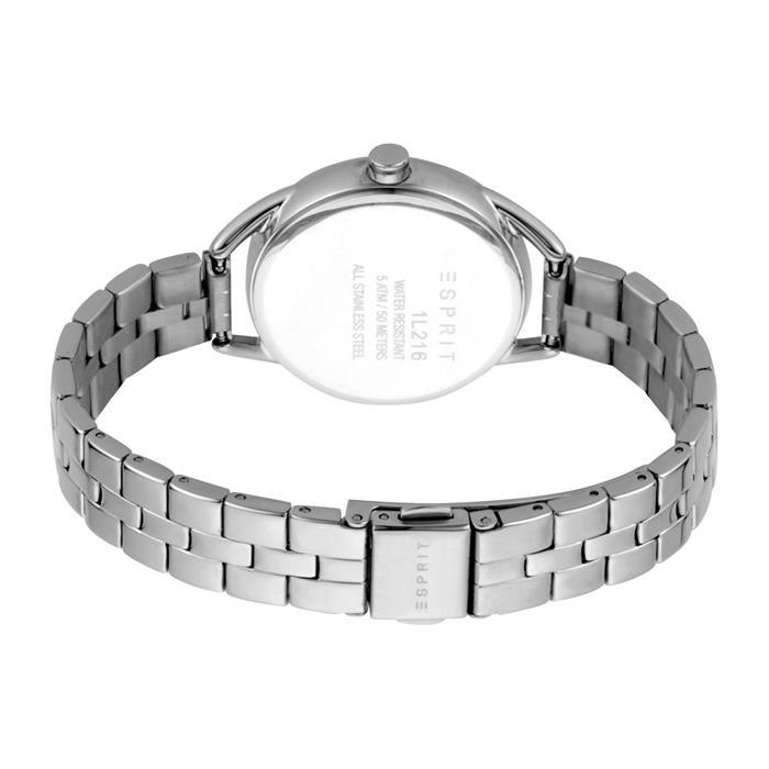 Damenuhr und Armband Debi Flowers S aus Edelstahl