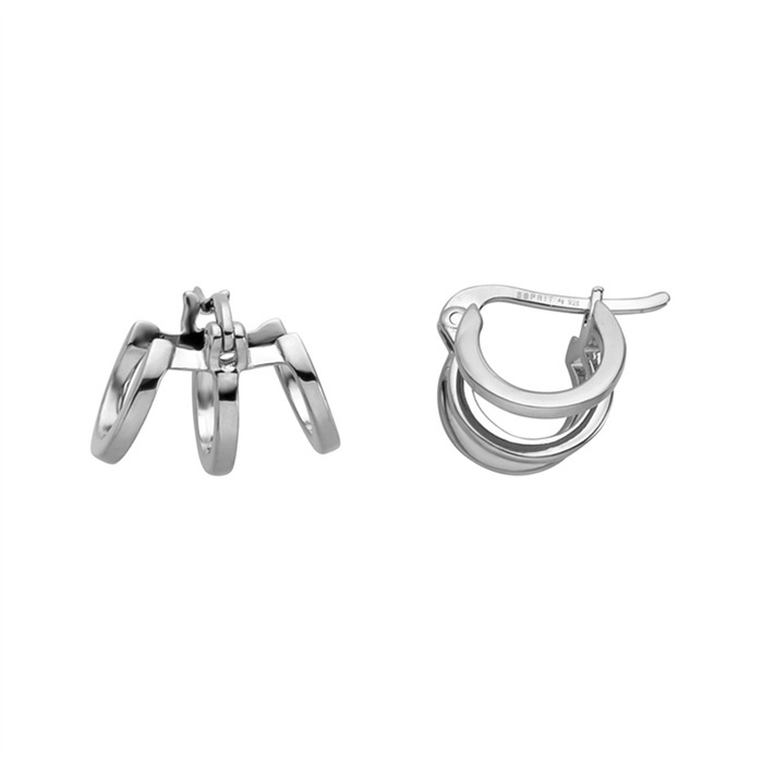 925er Silber Ohrringe Iva