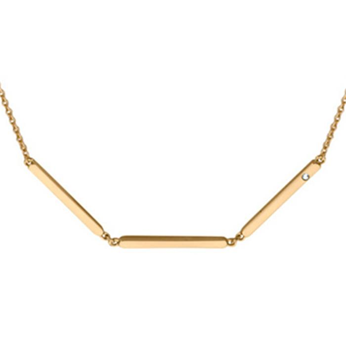 Esprit Kette Iva aus vergoldetem 925er Silber