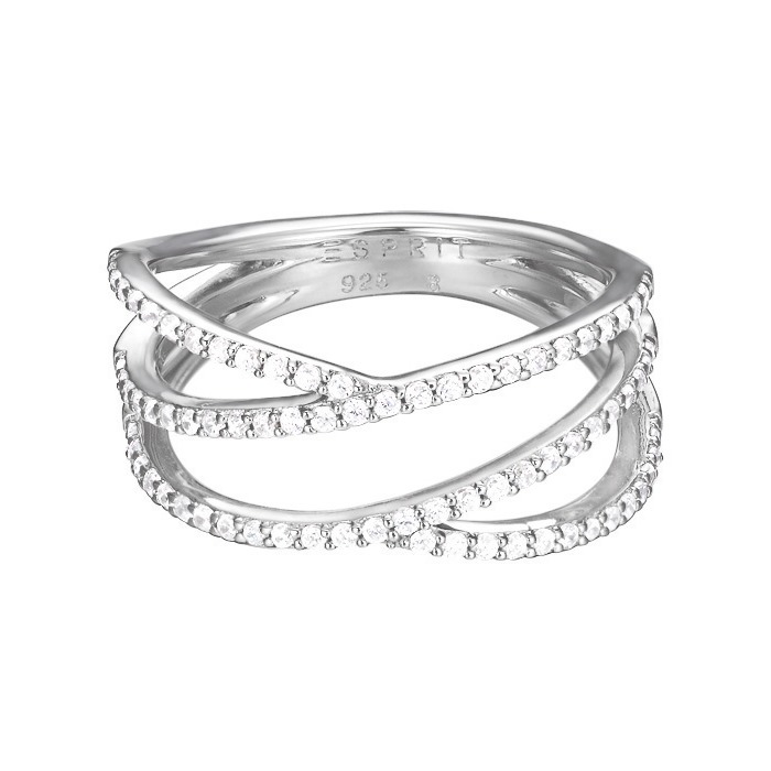 Ring Brilliance 925 Silber