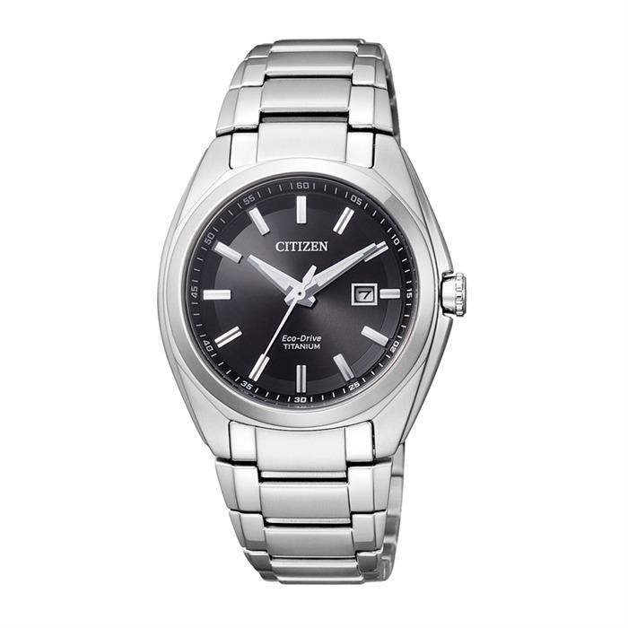 Super Titanium Uhr für Damen silber