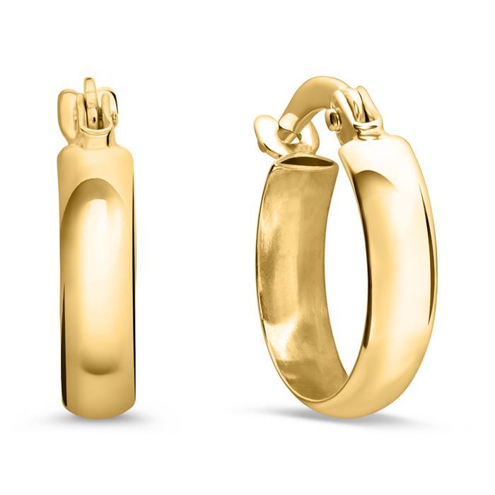 Ohrringe aus 333er Gelbgold