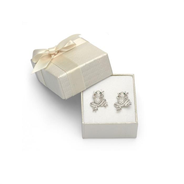 Elegantes Geschenketui für Ohrringe