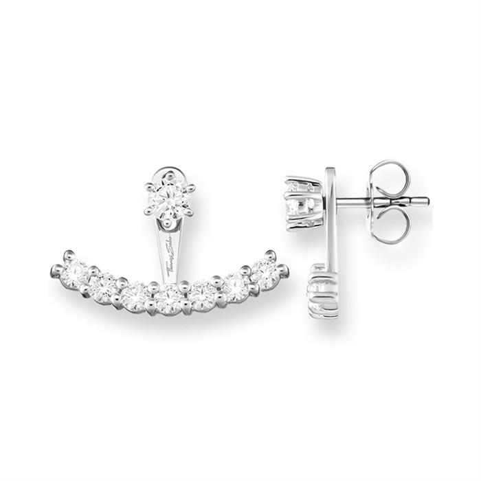 925er Silber Ear Jackets