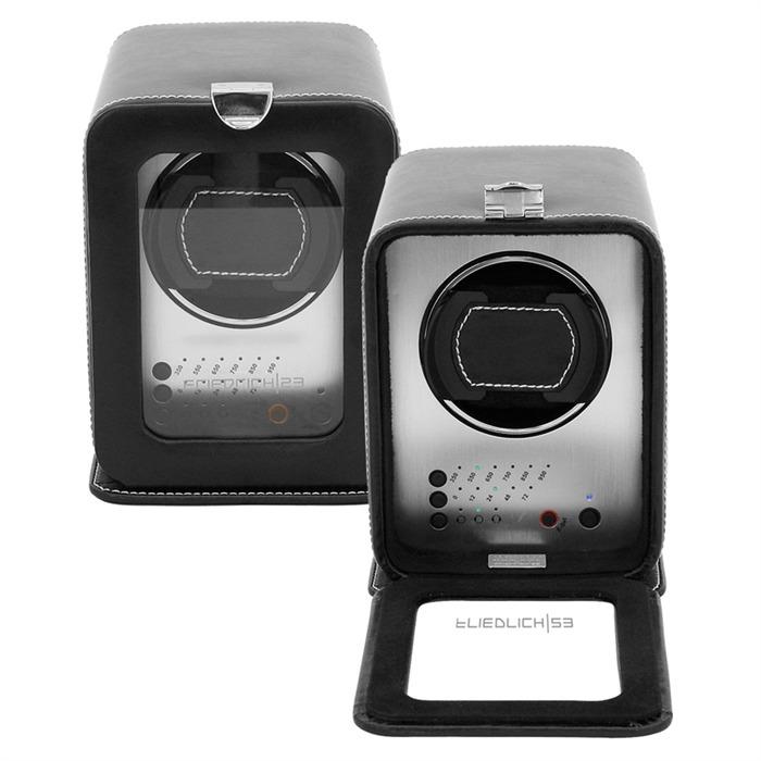 London Uhrenbeweger für Automatikuhren schwarz