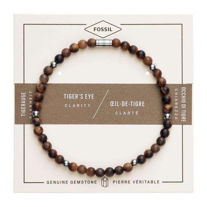Armband Tiger´s Eye für Herren
