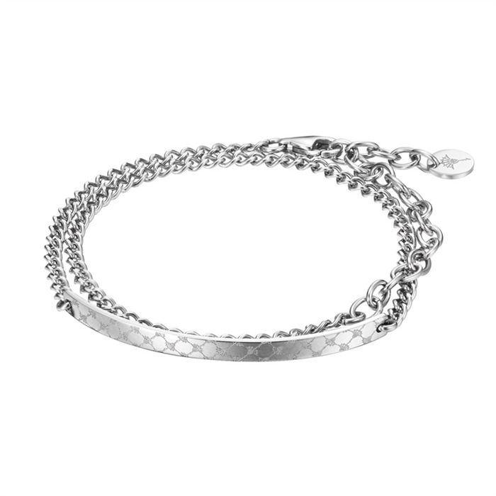 Armband Modern Twist Edelstahl