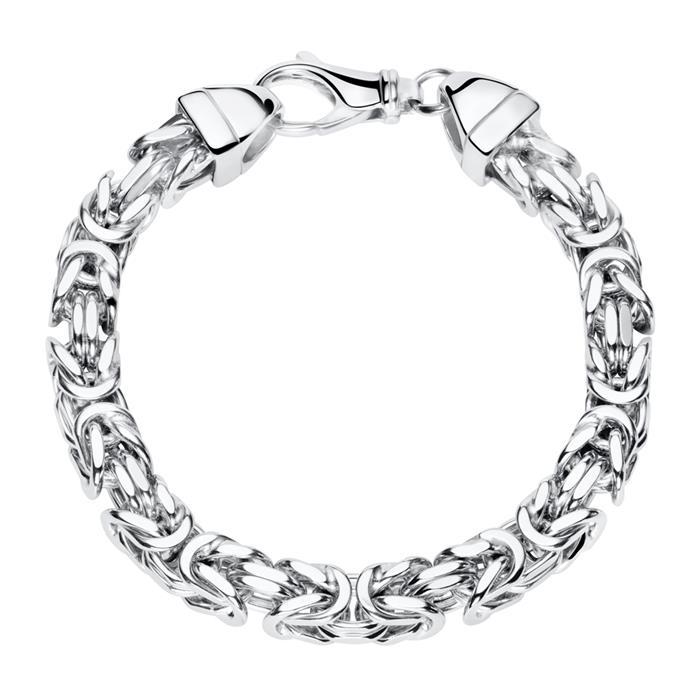 Herren Königsarmband aus 925er Silber, 7,0 mm