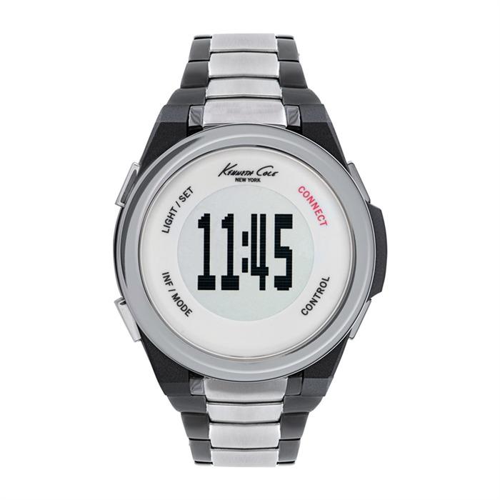 Connect Smartwatch silberfarben