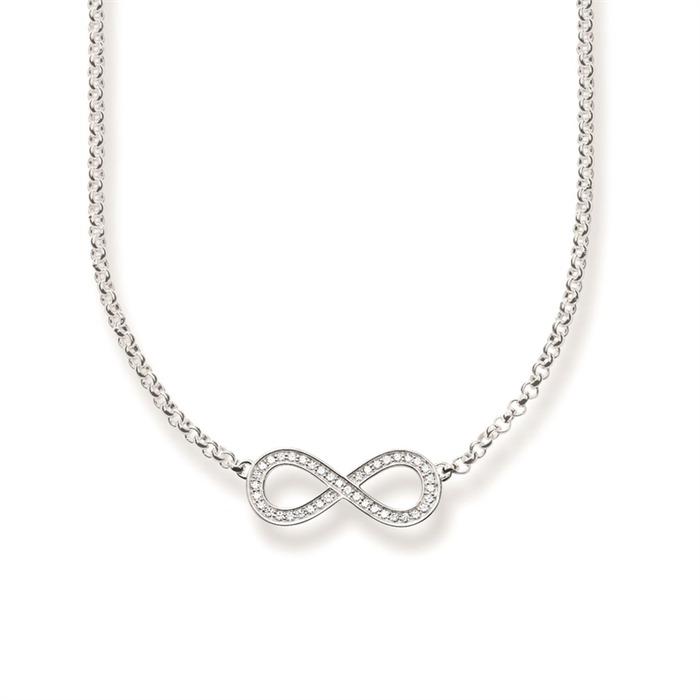 Kette Infinity 925er Silber