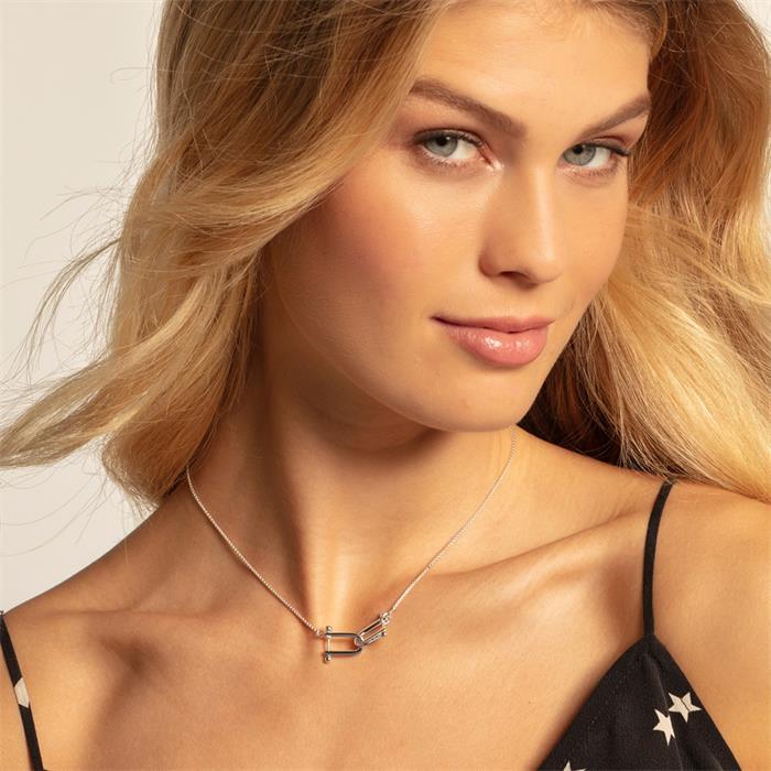 Halskette Iconic aus 925er Sterlingsilber
