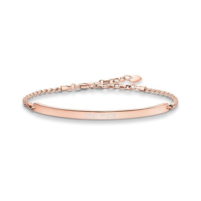 Armband Silber Rosé
