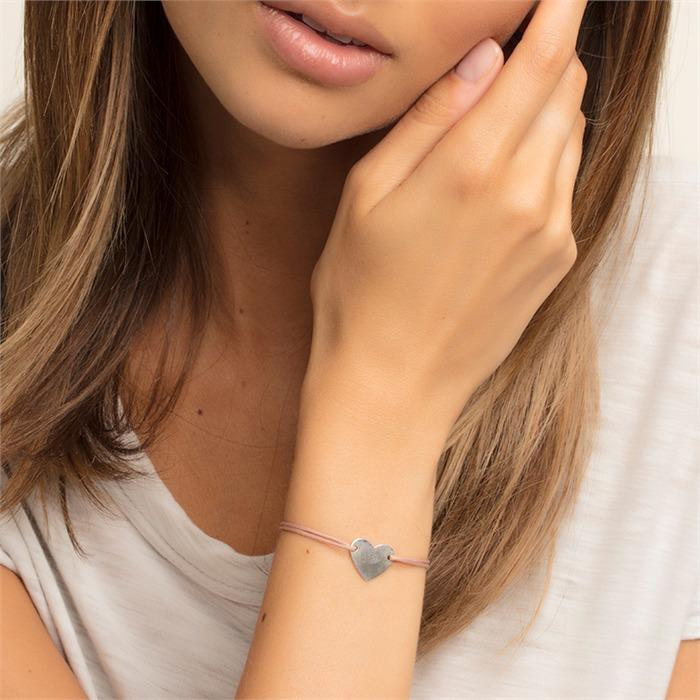Armband Little Secret Herz gravierbar