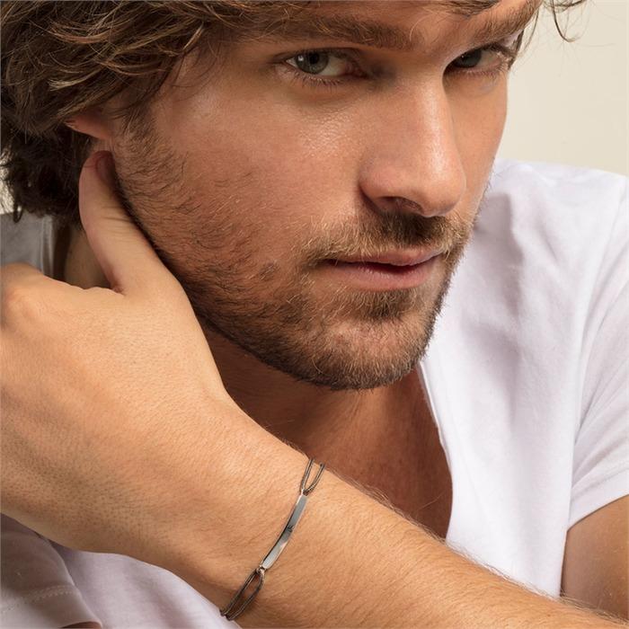 Graues Armband Little Secret Classic