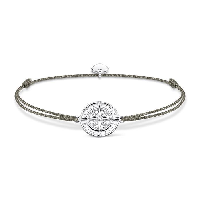 Little Secret Armband Kompass Glaube Liebe Hoffnung