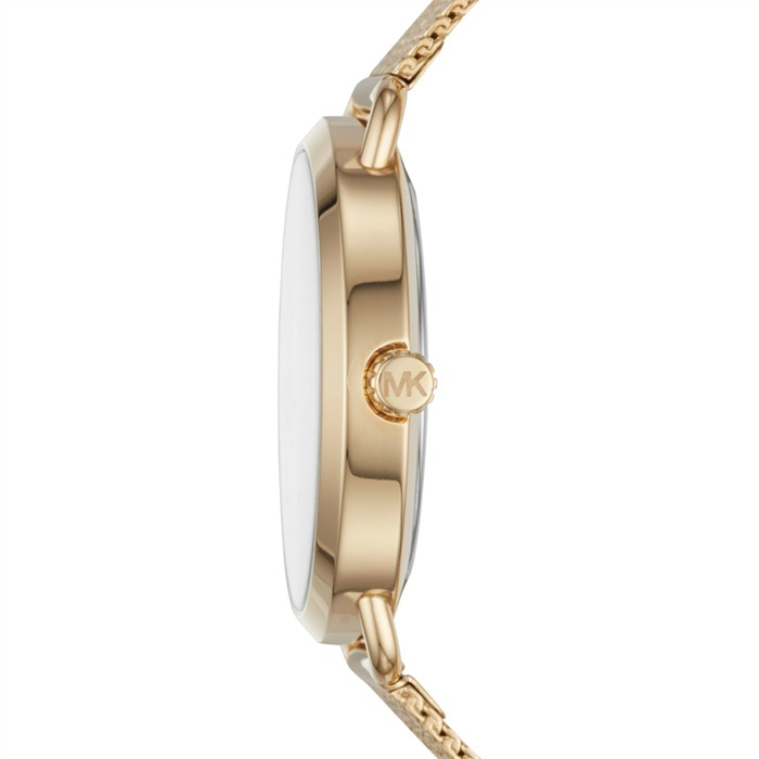Ladies Watch Stainless Steel Gold