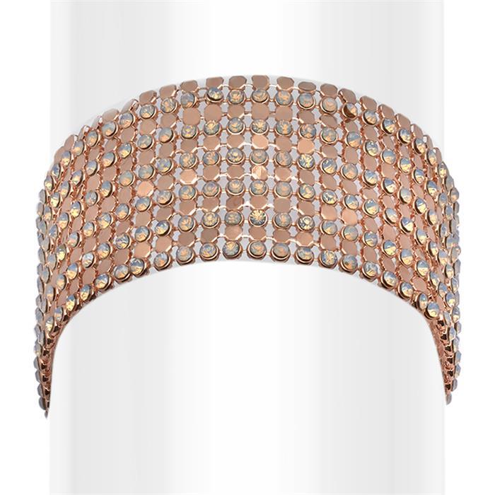 Damenarmband Modeschmuck rosegold