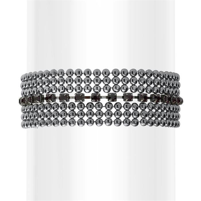 Armband Modeschmuck Damen violette Steine