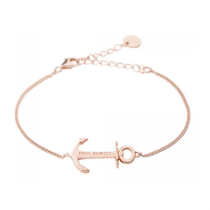 925er Silber Armband rosévergoldet